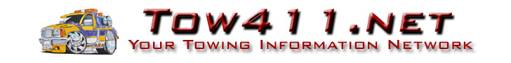 Tow411.NET - The Towing Information Highway